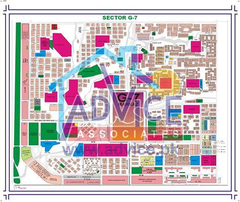 islamabad maps cda sectors islamabad maps islamabad
