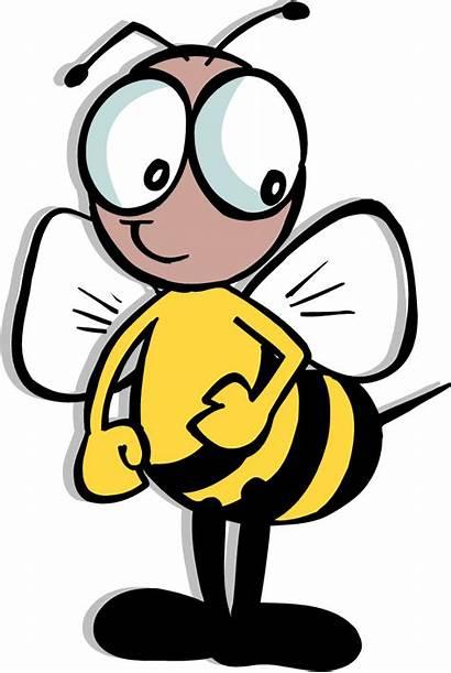 Bee Clip Clipartix Spelling Clipart Cartoon Face