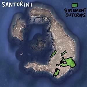 Santorini  Where The Hellenic Arc Meets The Cyclades