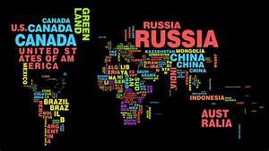 HD Wallpapers World Map   PixelsTalk.Net