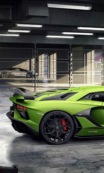 Lamborghini Iphone Svj Reventon Aventador Wallpapers Cave