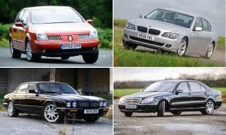 Yesterday's Luxury Cars You Can Buy For Low Prices Today