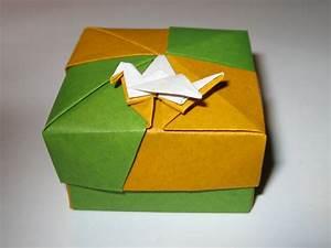 Square Box Crane 1  Tomoko Fuse