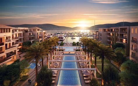 regent porto montenegro hotel and residences lighting