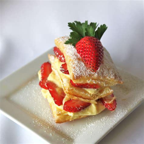 Strawberry Napoleons Recipe   Allrecipes