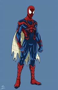 Spider-man Unlimited-redesign by Otaku-Cave | Marvel ...