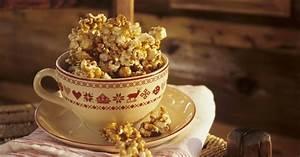 Popcorn Mit Honig : ahornsirup popcorn rezept eat smarter ~ Orissabook.com Haus und Dekorationen