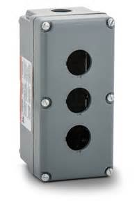 Schneider Electric Push Button Enclosure