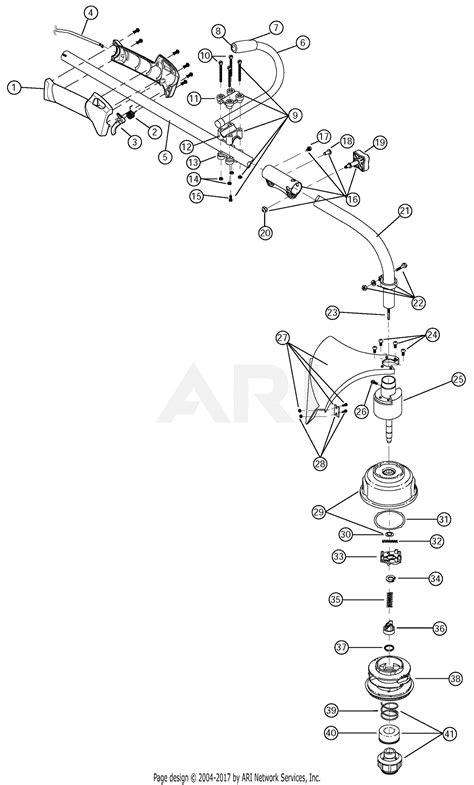 Mtd Ymcs Adcc Parts Diagram