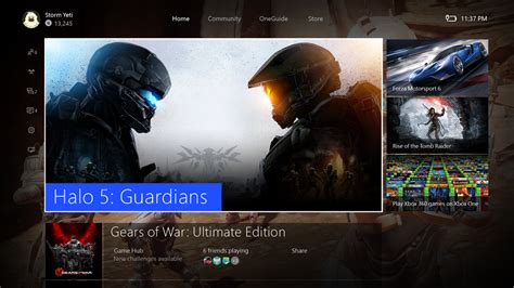 Microsoft Start Rolling Out New Xbox One Dashboard With
