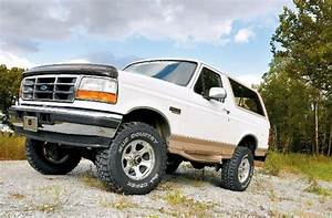 The Worlds Greatest SUVs 1978 1996 Ford Bronco The