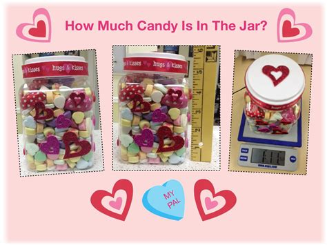 How Much Candy Is In The Jar?