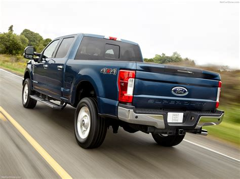 Ford F-Series Super Duty (2017) picture #32, 1600x1200