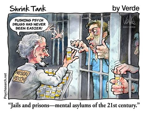 Prisons and Mental Health Quotes