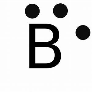 34 Electron Dot Diagram For Boron