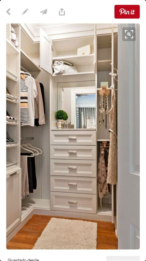 Small Closet Design Ideas by 55 Best Images About Small Walk In Closet On
