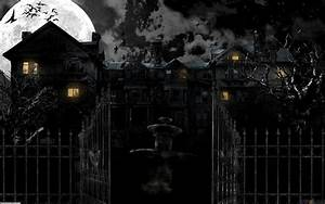Haunted House Wallpapers Desktop