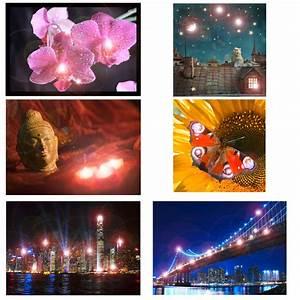 Led Leuchtbilder Kaufen : moderne led leuchtbilder mit verschiedenen muster ~ Orissabook.com Haus und Dekorationen
