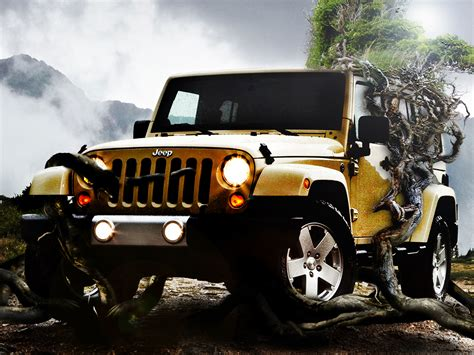 Jeep Wallpapers ·①