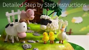 1000+ ideas about Farm Cake on Pinterest   Farm Animal ...