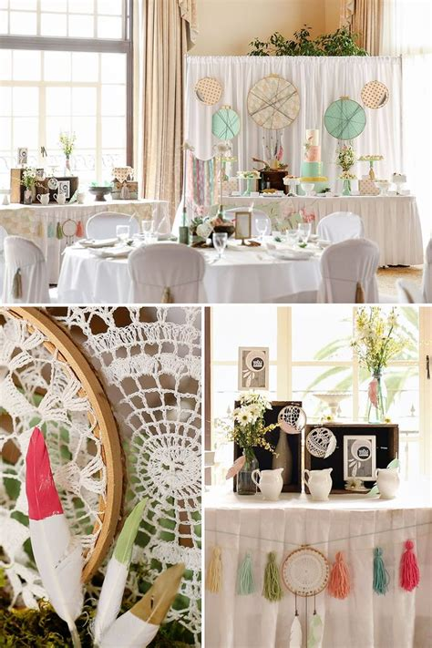 baby shower decorations best 25 bohemian baby showers ideas on baby