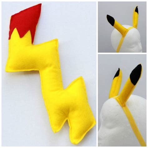 Pikachu Tail Best 25 Pikachu Tail Ideas On Pinterest The Pokemon