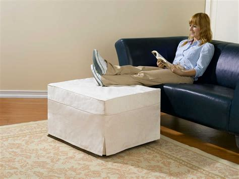 Fold Out Ottoman Bed by Fold Out Ottoman Guest Bed