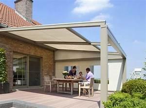 Protection Soleil Terrasse : protection solaire pour la terrasse home pinterest parasol chez soi et la terrasse ~ Nature-et-papiers.com Idées de Décoration