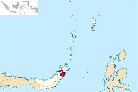 pengelolaan wilayah pesisir  pesisir timur kabupaten
