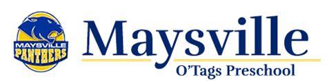 maysville o tags preschool 131   logo pre