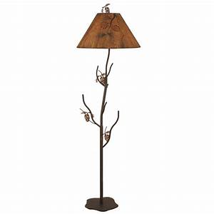 interior cool cal lighting pine cone torchiere floor lamp With pine cone torchiere floor lamp