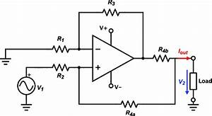 Improved Howland Current Source Circuit