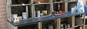 L Art De La Caisse : une caisse en bois pour am nager votre boutique caisses ~ Carolinahurricanesstore.com Idées de Décoration