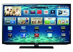 40 Samsung UE40F5300 Full HD Ready 1080P Freeview HD Smart LED TV