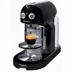 Machine Nespresso Promo : expresso capsules magimix nespresso m400 maestria noir ~ Dode.kayakingforconservation.com Idées de Décoration