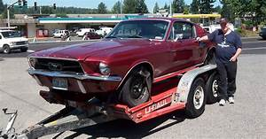 1967 GT500 Tribute Project: The hunt for a 1967 Mustang Fastback