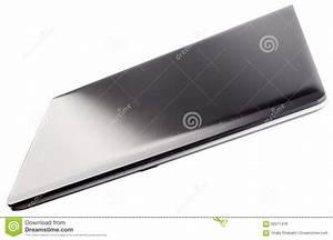 Closed Laptop Stock Photo - Image: 60371418