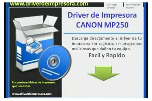 canon pixma mp280 driver de impressora baixar pc