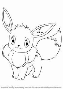 To Draw Eevee Pokemon Jolteon Images | Pokemon Images
