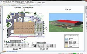 Logiciel Pour Faire Des Plans De Batiments : logiciel terrassement calcul terrassement mensura light ~ Premium-room.com Idées de Décoration