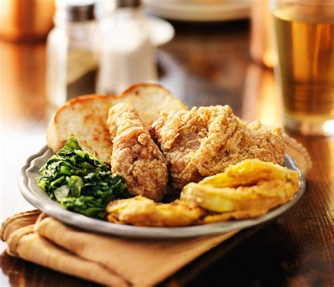 cuisine etats unis manger de la soul food aux etats unis