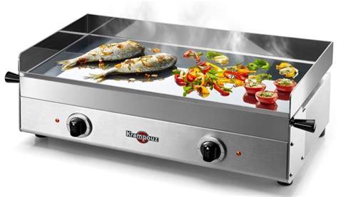 cuisine à la plancha gaz cuisinez à la plancha au gaz