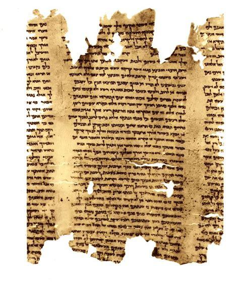 die funde von qumran biblische schriftrollen