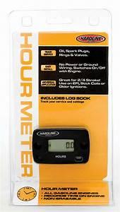 Hour Meter  Digital Tachometer  Gauge For Motorcycles