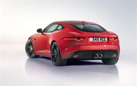 2014 Jaguar F Type R Coupe 4 Wallpaper
