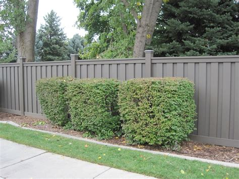 gallery trex fencing  composite alternative  wood