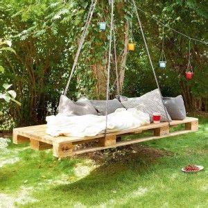 Hängematte Aufhängen Ohne Baum by Selbst Gebaute Schaukel Garten M 246 Bel Garden Furniture