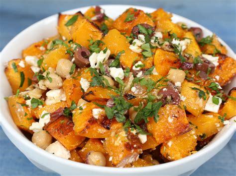 greek butternut squash salad recipe myrecipes