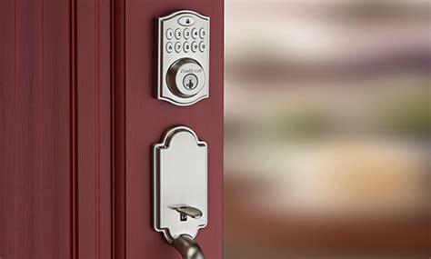 adt door lock smart locks keyless entry electronic door locks