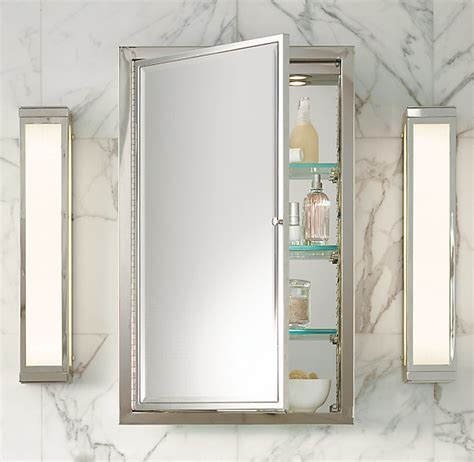 Medicine Cabinets With Lights : Modern Bathroom with Best